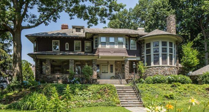 Impressive William Augustus Bates Historic Home in Bronxville, NY asks $3.8M, Prev. $4.2M (PHOTOS)