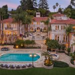 Newly Modernized Historic c.1927 36,000 Sq. Ft. Los Angeles Mansion Lists for $49.9M (PHOTOS)