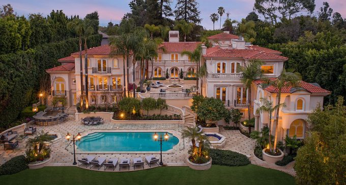 Mansion for sale los angeles