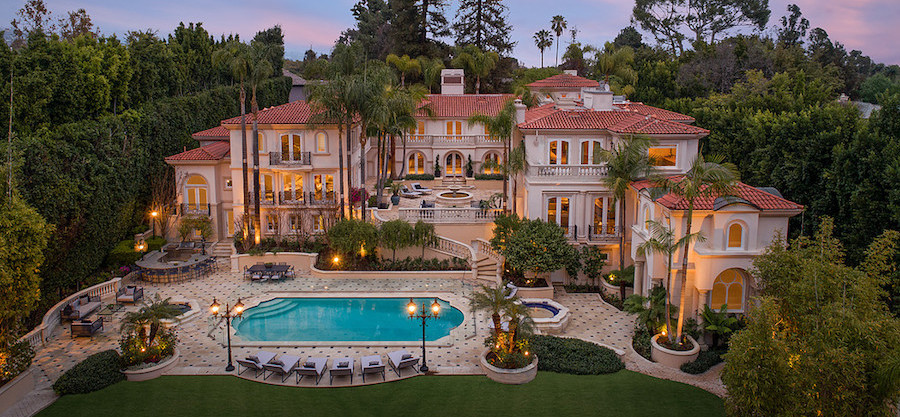 Pricey pads los angeles archives pricey pads - Indoor swimming pools in los angeles ca ...
