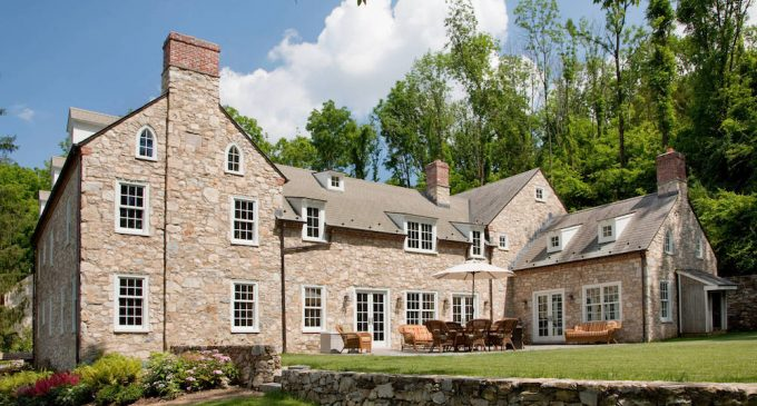 Take a Step Back in Time: Cold Springs Farm, an 18th Century Farmhouse Restored by Period Architecture Ltd. (PHOTOS)