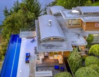 'Cascadia' – North Saanich, BC's 1.59 Acre Award-Winning Dream Home Reduced to $5.7M, Prev. $6.5M (PHOTOS & VIDEO)