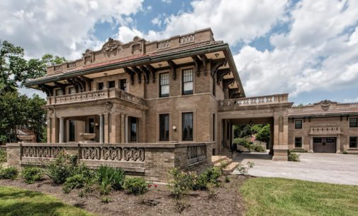 Waco, TX's Fully Restored c.1910 Migel House Lists for $1.2M (PHOTOS)