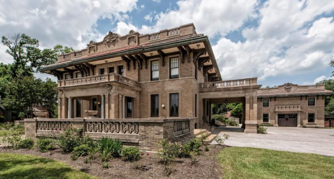 Waco, TX's Fully Restored c.1910 Migel House for $1.2M (PHOTOS)