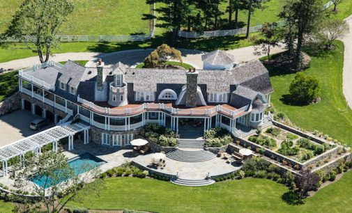 12.87 Acre Greenwich, CT Equestrian Estate Reduced to $14M, Prev. $23.5M (PHOTOS)