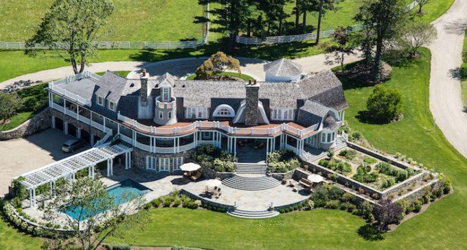 12.87 Acre Greenwich, CT Equestrian Estate Reduced to $14M, Prev. $23.5M (PHOTOS)