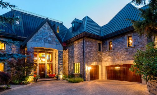 Magnificent Whistler, BC Mansion on 5 Acres with 1,000′ on Nita Lake Reduced to $19.8M, Prev. $25.9M (PHOTOS)