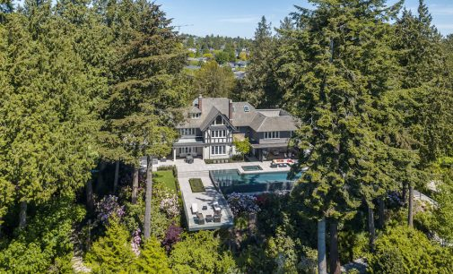 Vancouver, BC's Historic c.1929 'Gables Estate' Reduced to $24.7M, Prev. $38M (PHOTOS & VIDEO)