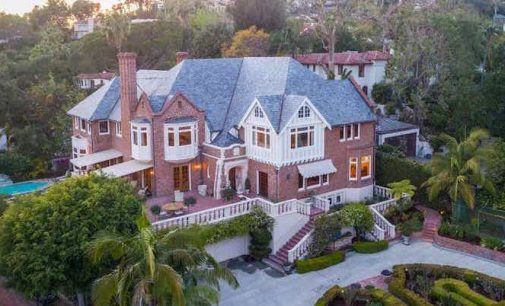 Historic Tudor Revival Mansion in Los Angeles, CA Hits the Market for $26M (PHOTOS)