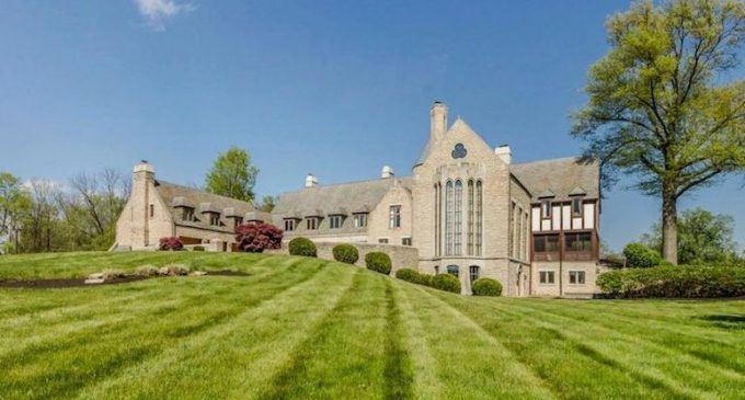 15,000 Sq. Ft. Modern Medieval Castle in Dublin, OH Reduced to $3.49M (PHOTOS)