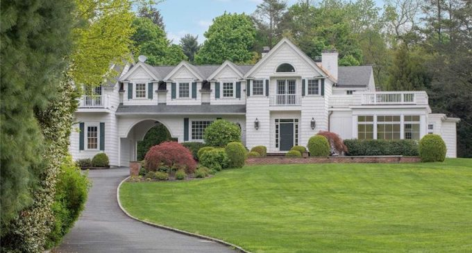 Before & After: Historic c.1908 Old Westbury, NY Home Transformed in Complete Renovation, Lists for $2.9M (PHOTOS)