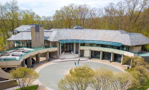 Toys R Us Ceo Dave Brandon's Ann Arbor, MI Mansion Reduced to $4.9M, Prev. $6.9M (PHOTOS & VIDEO)