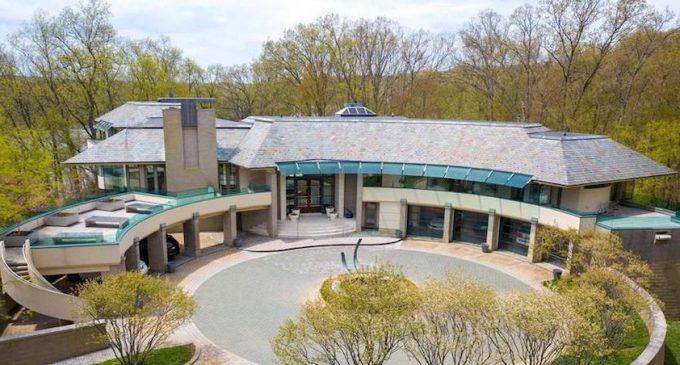 Toys R Us Ceo Dave Brandon's Ann Arbor, MI Mansion Reduced to $4.9M, Prev. $6.9M (PHOTOS & VIDEO)