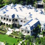 Bel Air's 48,000 Sq. Ft. Le Belvédère Château Sells for $56M, Prev. Listed for $85M (PHOTOS)