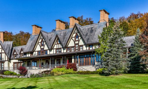 Caledon, ON's 28,000 Sq. Ft. Hawkridge Farm Mansion on 160 Acres Reduced to $14.95M, Prev. $24M (PHOTOS & VIDEO)