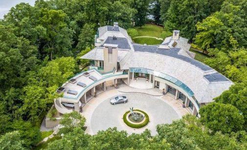 Toys R Us Ceo Dave Brandon Sells Ann Arbor, MI Mansion for $3.75M (PHOTOS & VIDEO)