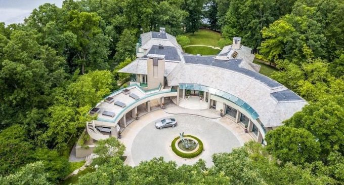 Toys R Us Ceo Dave Brandon Sells Ann Arbor, MI Mansion for $3.75M (PHOTOS & VIDEO)