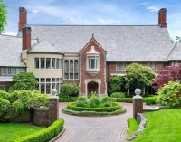 Portland, OR's Historic c.1918 Cobb House Has Been Reduced to $5.9M, Prev. $7.2M (PHOTOS & VIDEO)