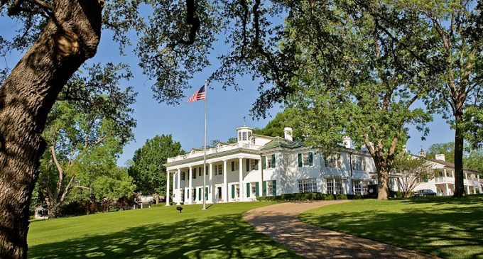 Dallas, TX's Historic c.1929 Mt. Vernon Estate Reduced to $14.9M, Prev. $29.5M (PHOTOS & VIDEO)