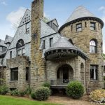Portland, OR's Historic c.1892 Richardsonian Romanesque Mackenzie House for $3.5M (PHOTOS)