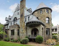 Portland, OR's Historic c.1892 Richardsonian Romanesque Mackenzie House for $3.5M (PHOTOS)