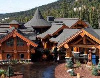 White Spirit Lodge, Log Home Built by Timber Kings in Big White, BC Reduced to $6.3M, Prev. $9.2M (PHOTOS)