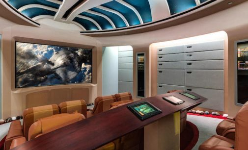 Entrepreneur Marc Bell's 20,000 Sq. Ft. Boca Raton, FL Mansion with Star Trek-Themed Theatre Reduced to $24.9M, Prev. $34.5M (PHOTOS)