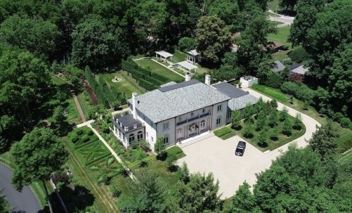 European-Inspired Manor by R.J. Klein Lists for $4.99M in Indianapolis, IN (PHOTOS)