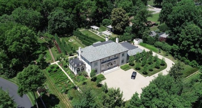European-Inspired Manor by R.J. Klein in Indianapolis, IN Reduced to $4.49M (PHOTOS)