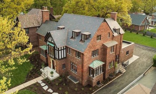 c.1929 Tudor Lovingly Restored by Period Restoration in Saint Louis, MO Reduced to $1.79M, Prev. $1.89M (PHOTOS & VIDEO)