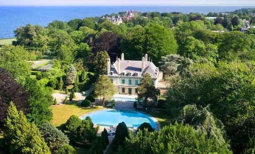 The Orchard, Historic c.1873 Newport, RI Manor Lists for $4.99M, Prev. $11M (PHOTOS)