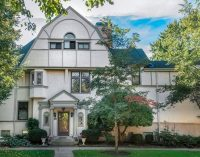 Landmark c.1893 Evanston, IL Mansion with Dramatic Central Conservatory Lists for $1.89M (PHOTOS)