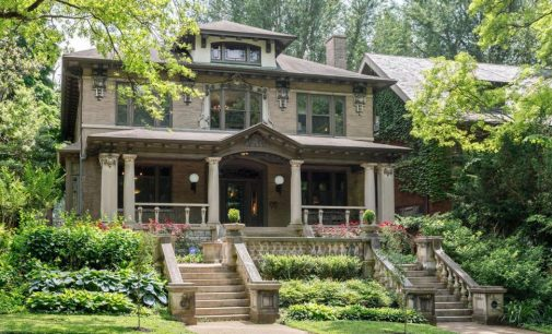 Historic c.1913 Cherokee Park Dream Home Lists in Louisville, KY for $1.89M (PHOTOS)