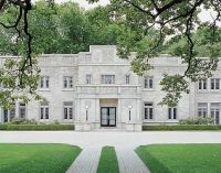 Historic c.1929 Winnetka, IL Manor on 1.25 Reduced to $4.99M, Prev. $5.5M (PHOTOS)