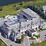 30,000 Sq. Ft. Mansion in Aurora, ON's Gated Adena Meadows Neighbourhood Lists for $23M (PHOTOS)