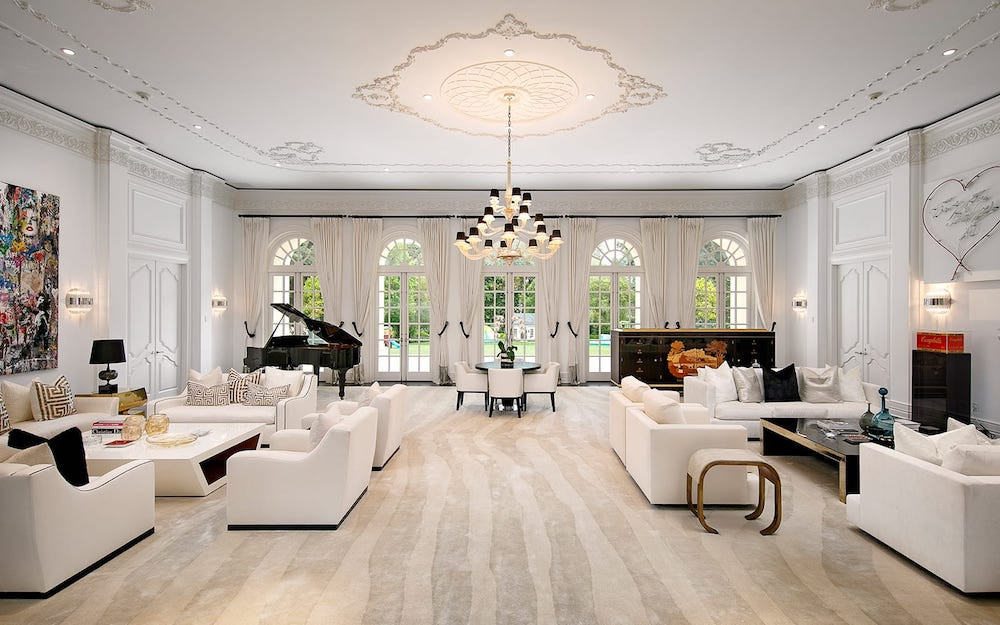 Holmby Hills Iconic 56 000 Sq Ft Spelling Manor Reduced