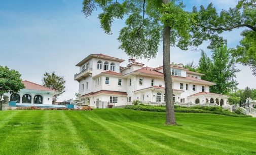 Englewood, NJ's Historic c.1926 Gloria Crest Estate Reduced to $12M, Prev. $39M (PHOTOS)