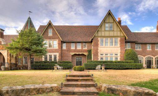 Own the Enchanting c.1929 Nichols Estate in Nichols Hills, OK for $4.95M (PHOTOS)