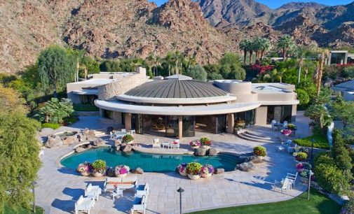 Las Cascadas Cove Estate in Indian Wells, CA Reduced to $6.9M, Prev. $8.95M (PHOTOS & VIDEO)