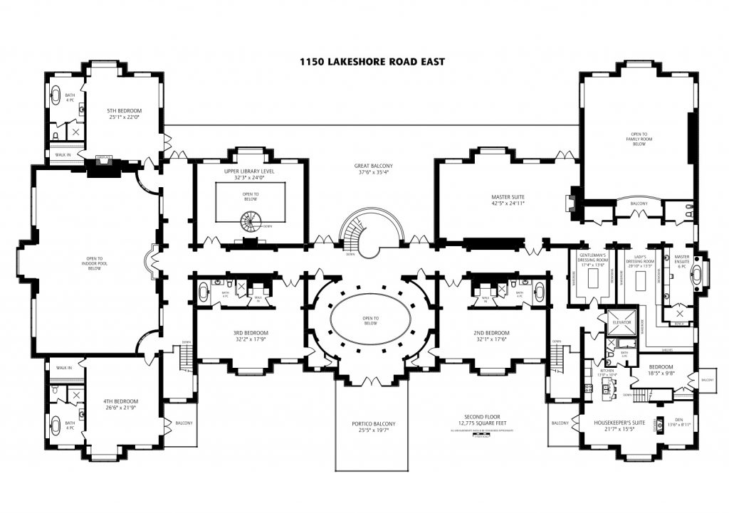 Awe Inspiring Oakville Ons 43 800 Sq Ft Chelster Hall Reduced To 59M Download Free Architecture Designs Rallybritishbridgeorg