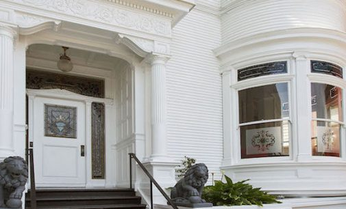 Nicolas Cage's Former Pacific Heights Mansion Goes Modern, Lists for $12M (PHOTOS)