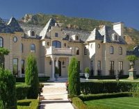 13,700 Sq. Ft. French Style Château Lists in Colorado Springs, CO for $6M (PHOTOS)