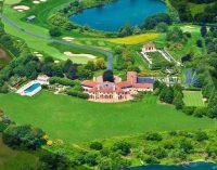 60 Acre Three Ponds Farm Estate with 18-Hole Rees Jones Designed Golf Course for $60M (PHOTOS)