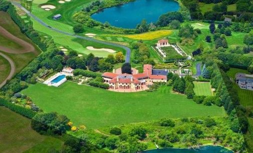 60 Acre Three Ponds Farm Estate with 18-Hole Rees Jones Designed Golf Course for $60M (PHOTOS)