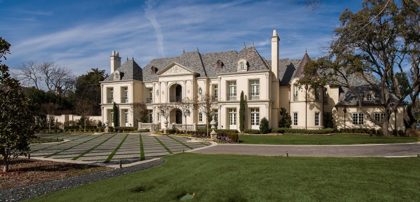 16,000 Sq. Ft. French Renaissance Mansion Lists in Dallas, TX for $9.69M (PHOTOS & VIDEO)