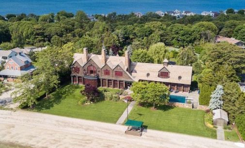 Premier Shingle Style Beach Home with 225′ of Beachfront in Northport, NY Reduced to $6.5M, Prev. $7.99M (PHOTOS & VIDEO)