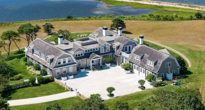 Magnificent 5.95 Acre Martha's Vineyard Estate Overlooking Katama Bay Reduced to $15.9M, Prev. $20M (PHOTOS & VIDEO)