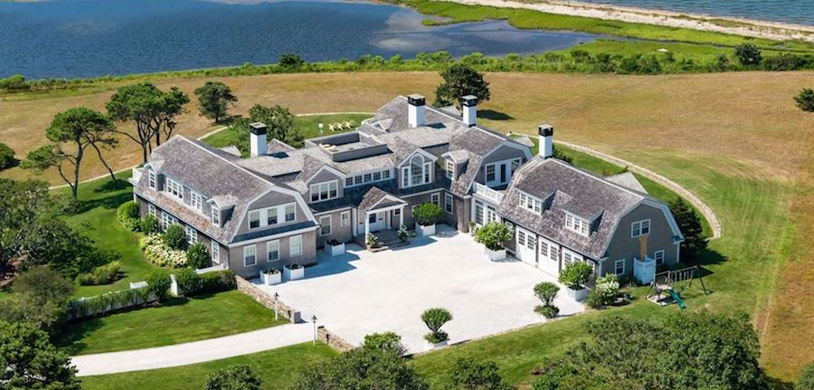 Magnificent $20M Martha's Vineyard Estate Overlooking Katama Bay Drops to $9.85M (PHOTOS)