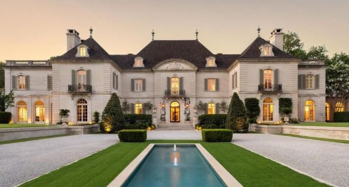 Historic 27,000 Sq. Ft. Crespi-Hicks Estate Lists in Dallas, TX for $38.5M (PHOTOS & VIDEO)