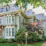 Landmark c.1876 Hale-Goodrich Home in Glastonbury, CT Reduced to $950K, Prev. $1.2M (PHOTOS)